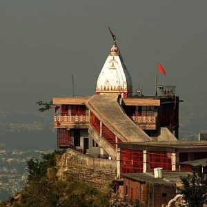 chandi devi haridwar by tempo traveller