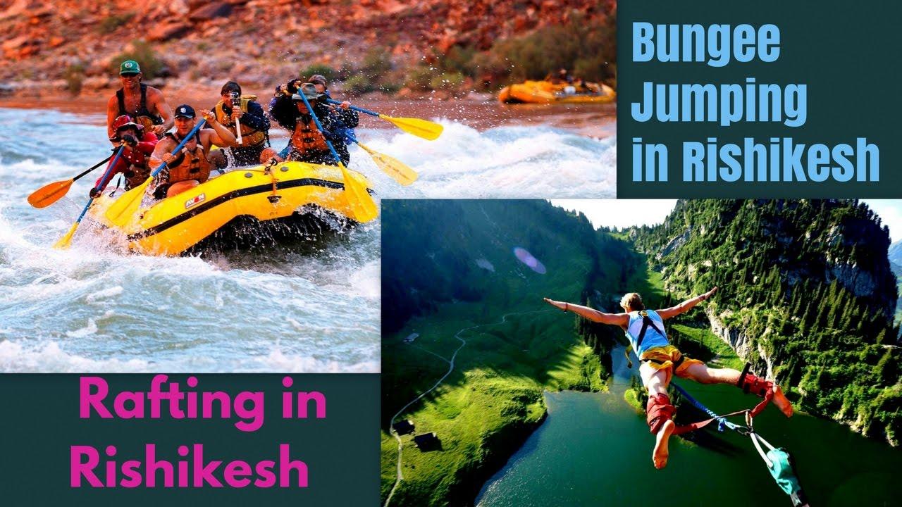 rishikesh tour rafting