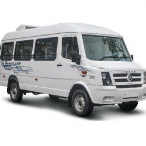 Hire Tempo Traveller from Delhi to Dehradun