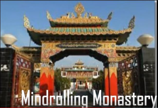 dehradun mindrolling monastery