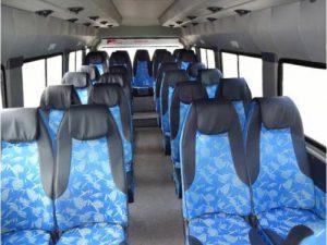 22 seater bus hire in delhi
