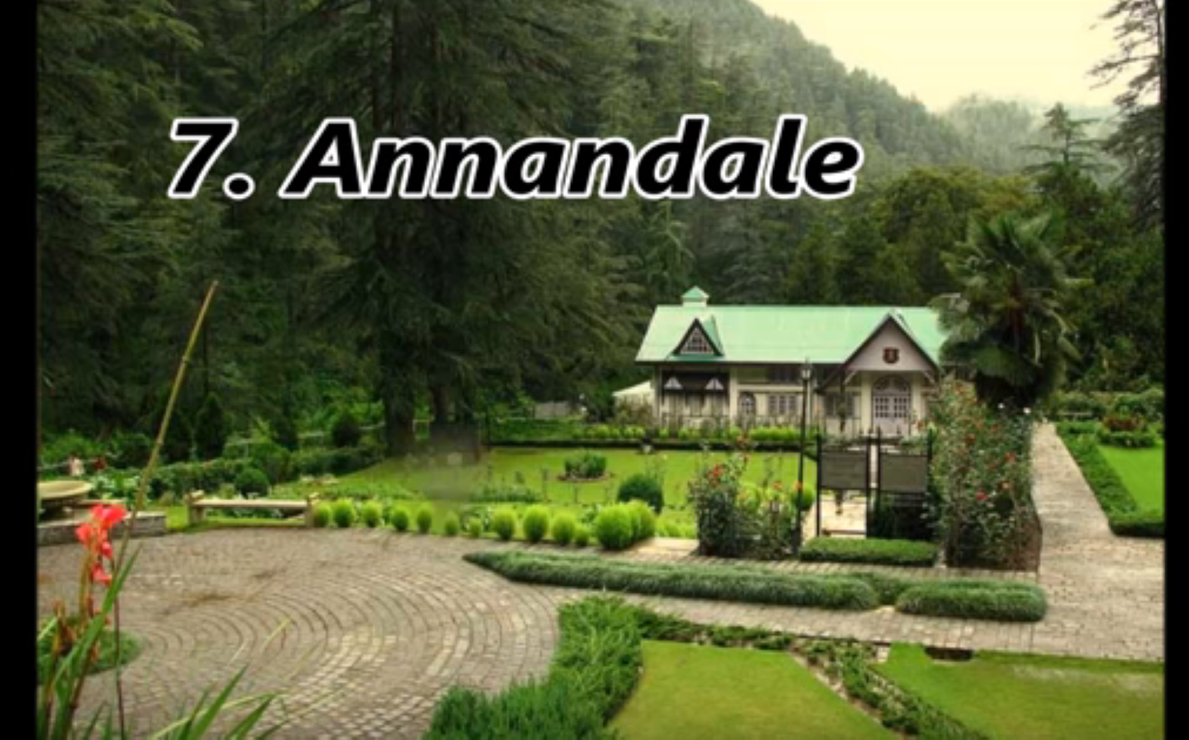 Annandale tour by tempo traveller