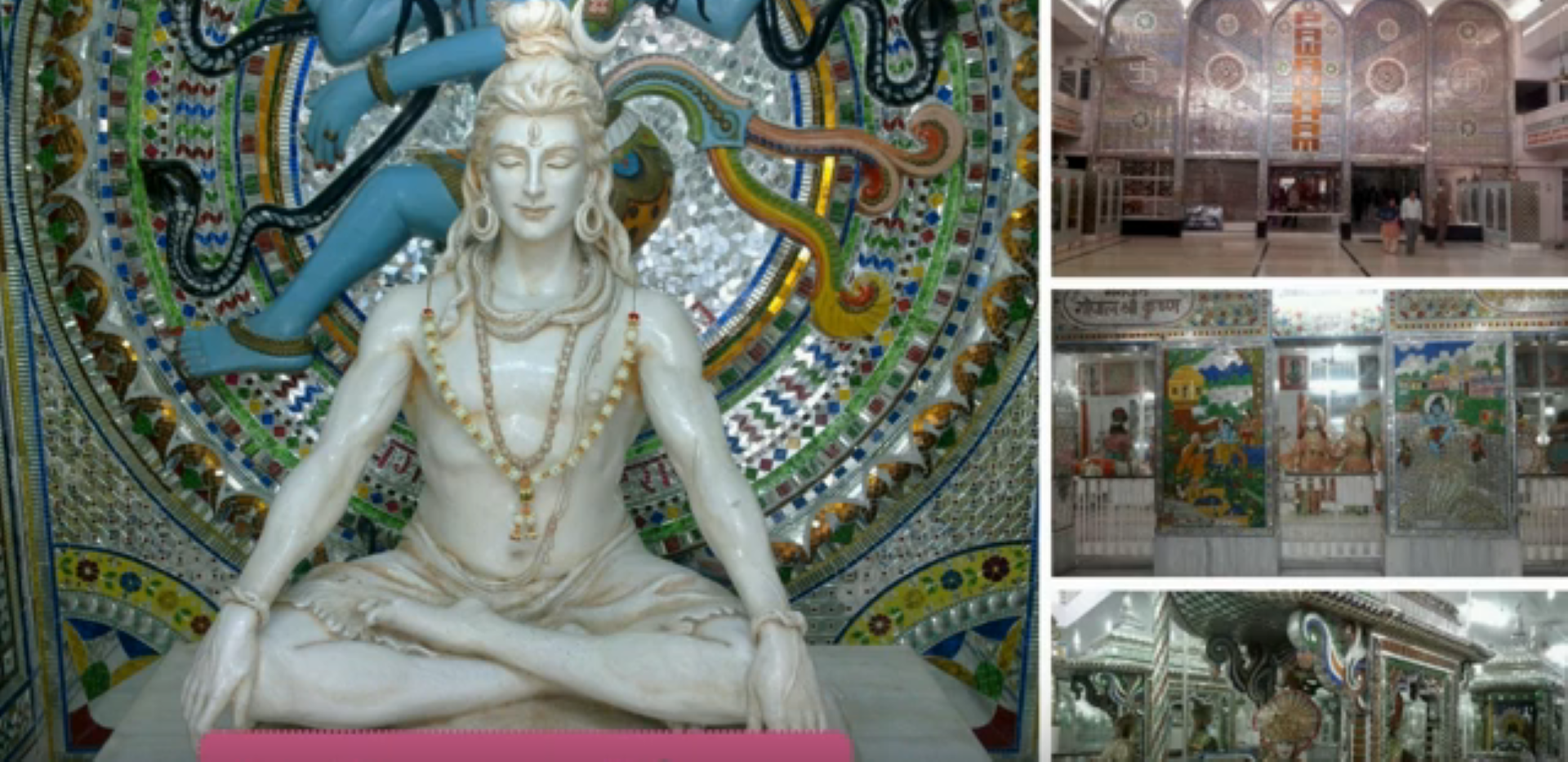 Pawan Dham tour by tempo traveller