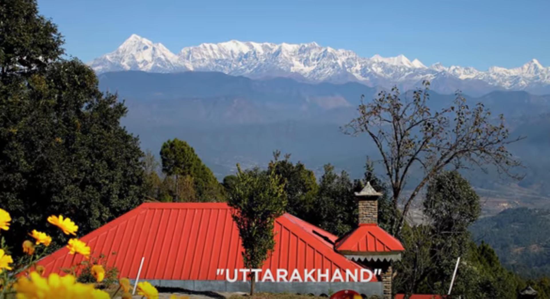Uttarakhand tour by tempo traveller