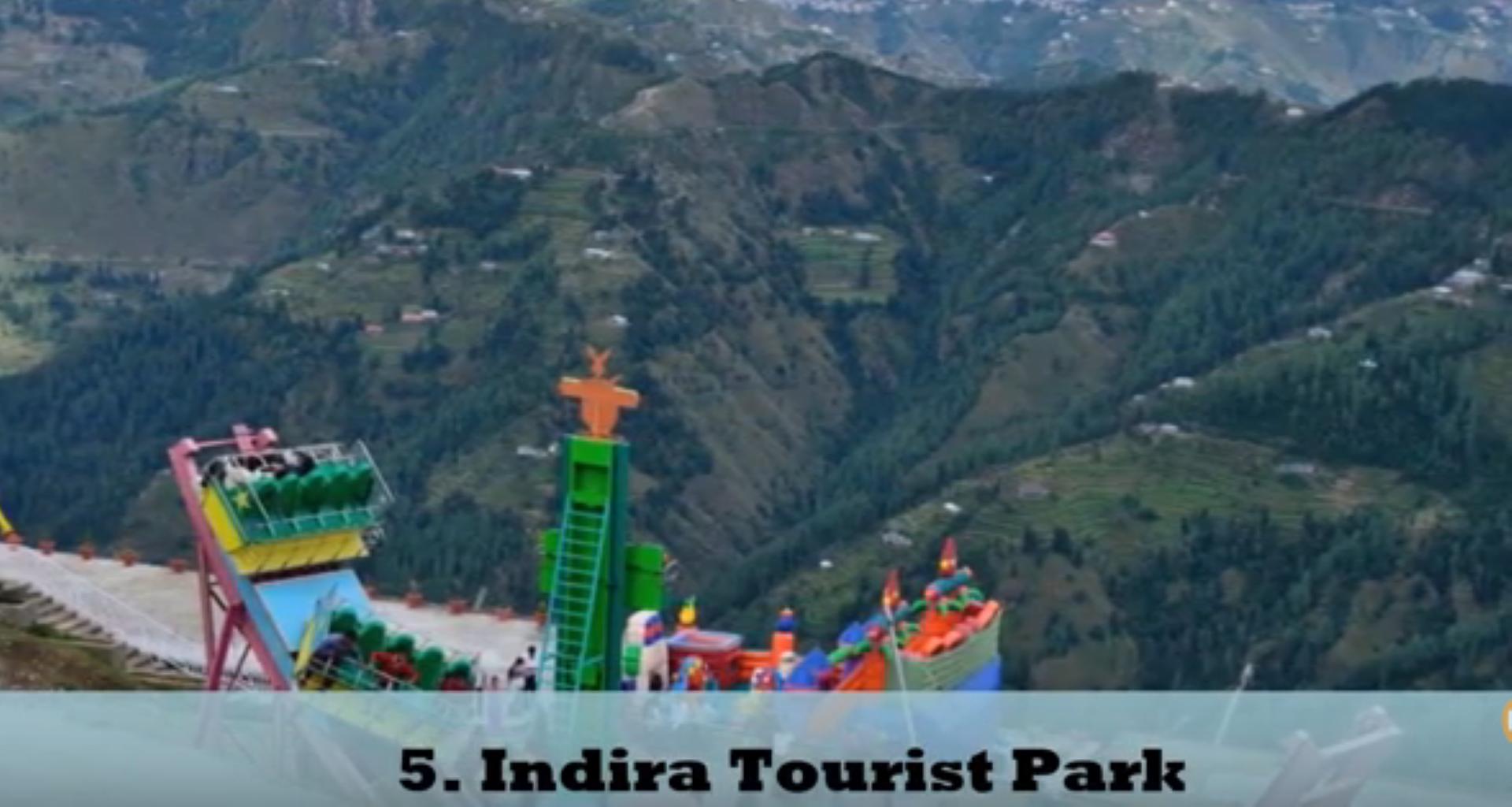 indira tourist park tour by tempo traveller
