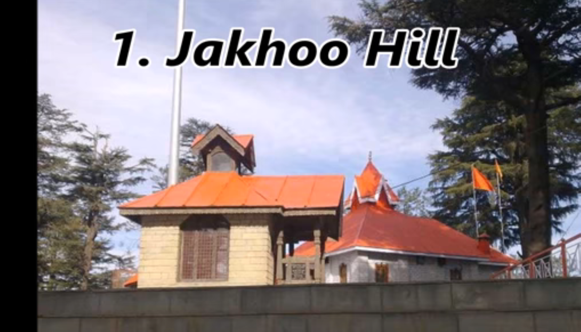 jakhoo hill tour by tempo traveller