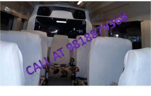 9 seater taxi in delhi