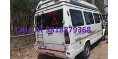 9 seater tempo traveller in gurgaon