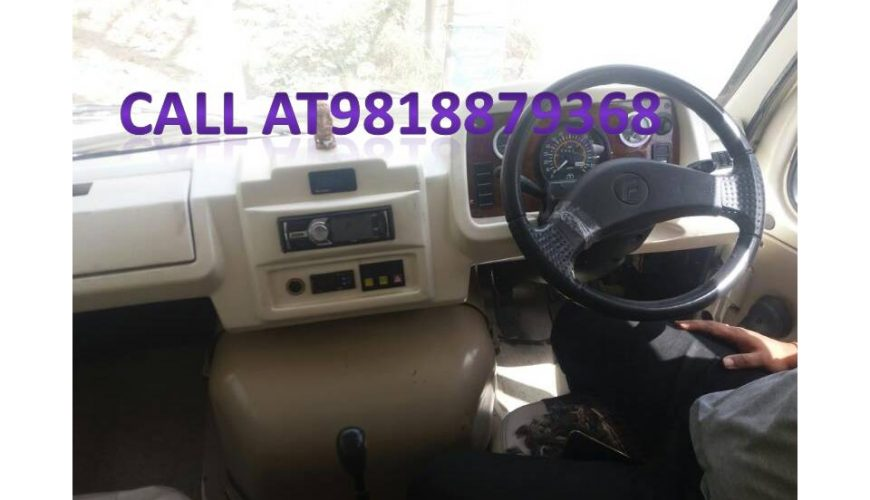 force tempo traveller 9 seater