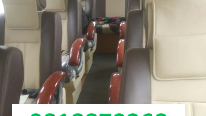 tempo traveller in gurgaon