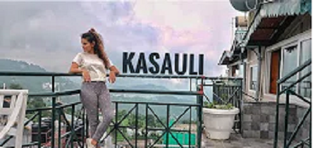 kasauli tour by tempo traveller