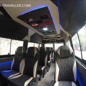 12 seater luxury