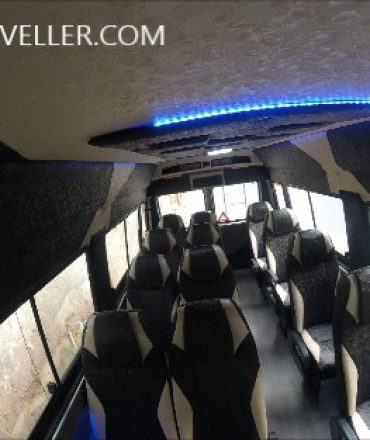 12 seater taxi