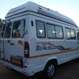 12 seater tempo traveller for rent