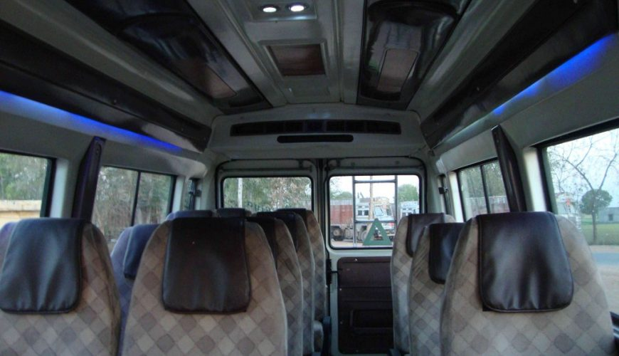 12 seater tempo traveller gurgaon