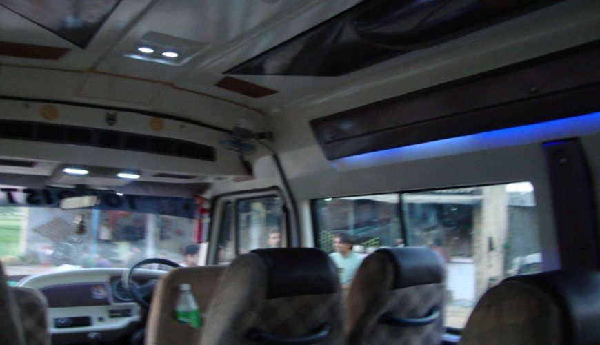 12 seater tempo traveller jodhpur