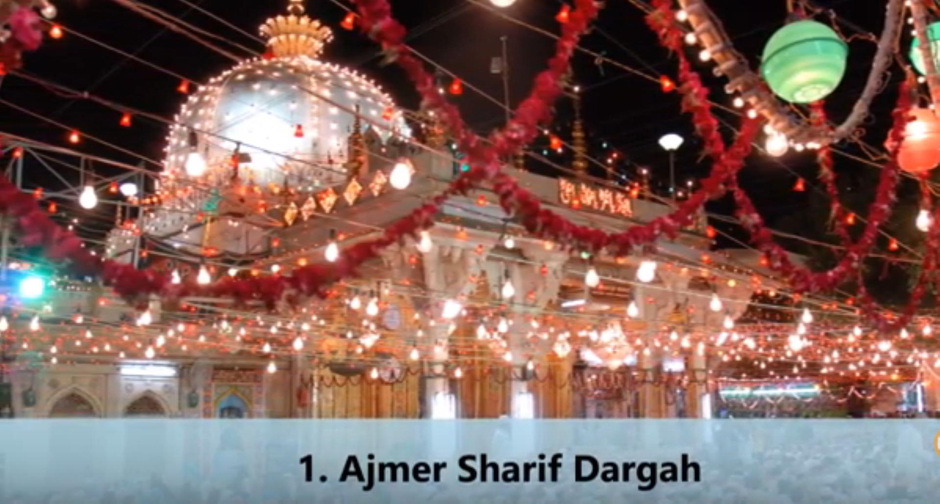 Ajmer Sharif Dargah tour by tempo traveller