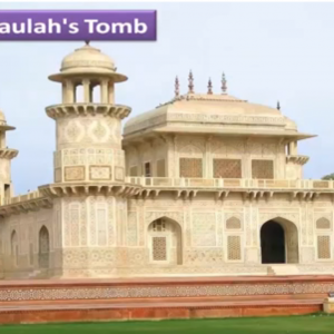 Itmad-ud-Daulah Tomb tour by tempo traveller