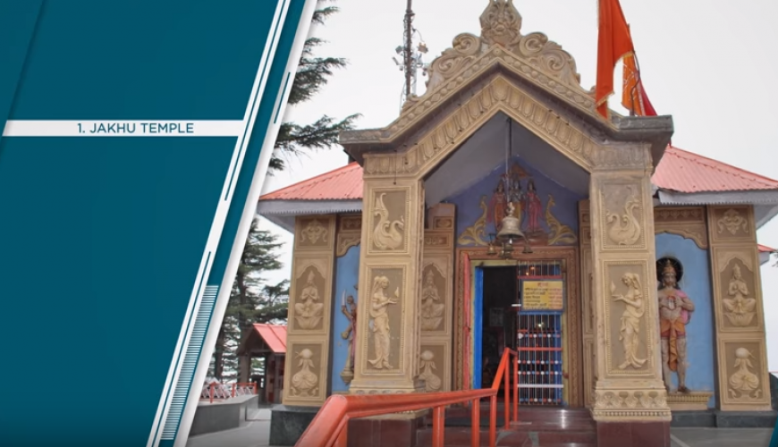 jaku temple shimla