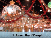 Ajmer Sharif Dargah tour by tempo traveller