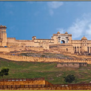 Amer Fort tour by tempo traveller