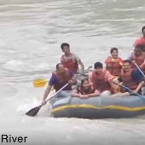 Beas River tour by tempo traveller