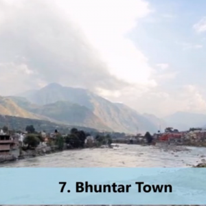 Bhuntar Town tour by tempo traveller
