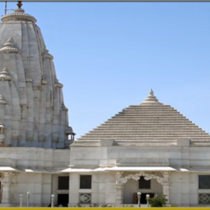 Birla Temple tour by tempo traveller