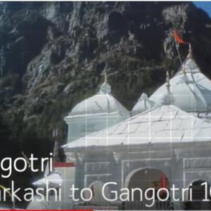 Gangotri Temple tour by tempo traveller