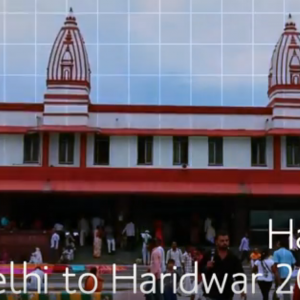 Haridwar Temple tour by tempo traveller