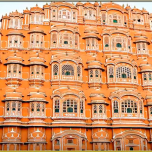 Hawa Mahal tour by tempo traveller