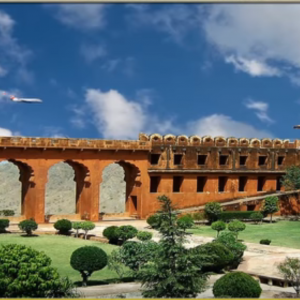 Jaigarh Fort tour by tempo traveller