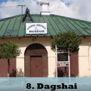 Kasauli Dagshai tour by tempo traveller
