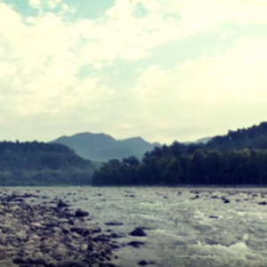 Kosi River tour by tempo traveller