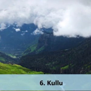 Kullu tour by tempo traveller