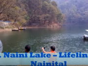 Naini Lake Nainital tour by tempo traveller