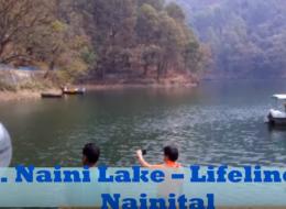 Naini Lake Nainital tour by tempo traveller