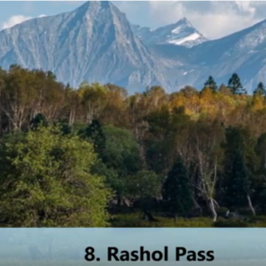 Rashol Pass tour by tempo traveller