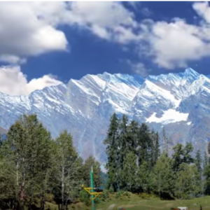 Solang Valley tour by tempo traveller
