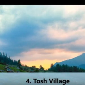 Tosh Village tour by tempo traveller