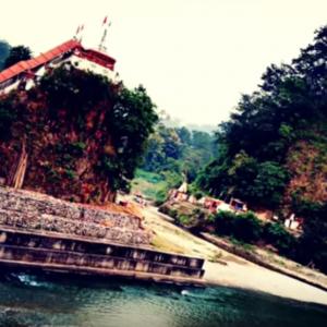 Visit Garjia Temple tour by tempo traveller
