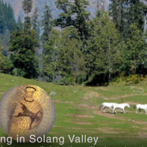Zorbing Solang Valley tour by tempo traveller