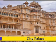 City Palace tour by tempo traveller